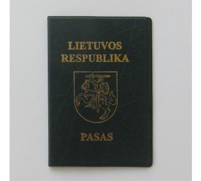 """Paso dėklas """"Passport Nr.B"""""""