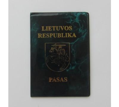"""Paso dėklas """"Passport Nr.E"""""""