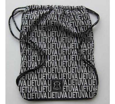 """Sportinis krepšys """"Lietuva Nr. M"""""""