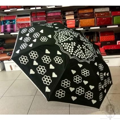 Moteriškas pusiau automatinis skėtis Nr. AK