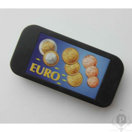 "Dėžutė euro centams ""Monetoms"""