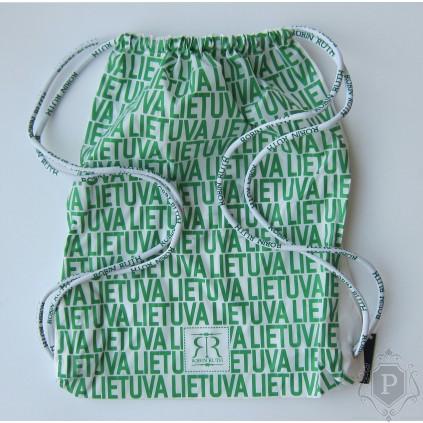 """Sportinis krepšys """"Lietuva Nr. P"""""""
