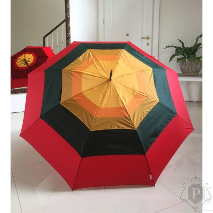 "Didelis skėtis su apsauga nuo vėjo ""Trispalvė"""