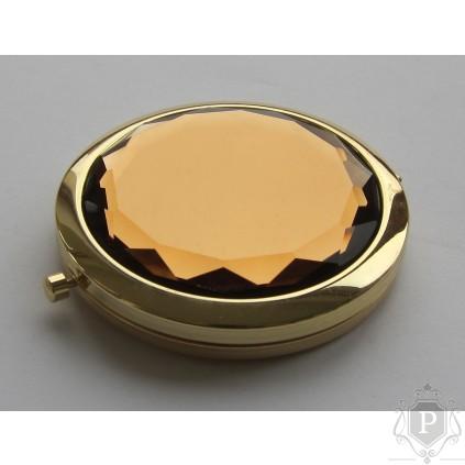 """Kosmetinis veidrodėlis """"GoldOrange"""""""