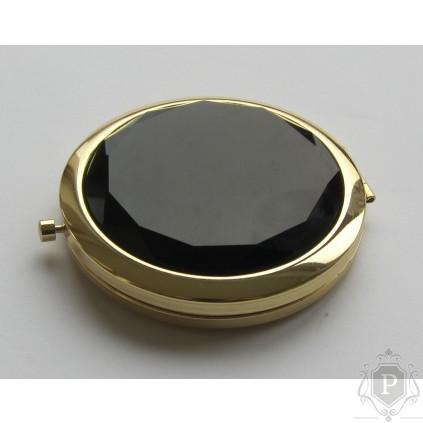 """Kosmetinis veidrodėlis """"GoldBlack"""""""