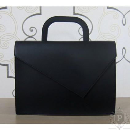"""Verslo klasės odinis itališkas portfelis """"Mega"""""""