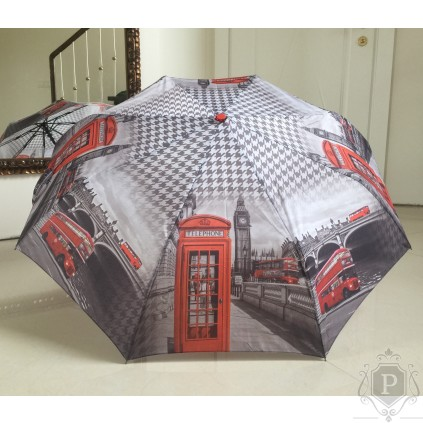 Pusiau automatinis skėtis London