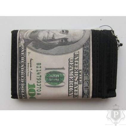 """Vaikiška medžiaginė piniginė """"Dollar"""""""