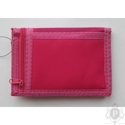 """Vaikiška medžiaginė piniginė """"Pink"""""""