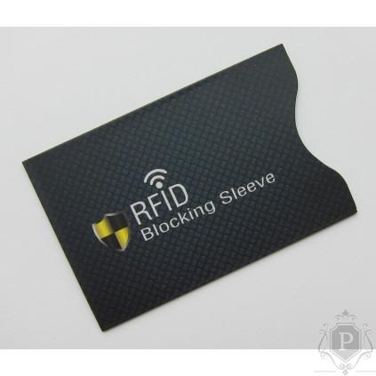 RFID dėklas Blocking Sleeve Blu