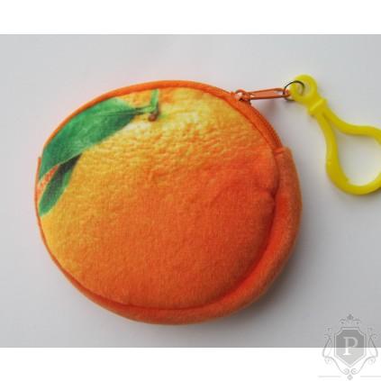 """Vaikiška piniginė """"Apelsinas"""""""