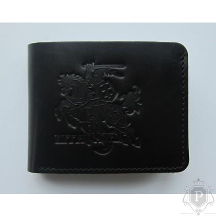 """Lietuviška kišeninė piniginė be užsegimo """"Sanijus"""""""