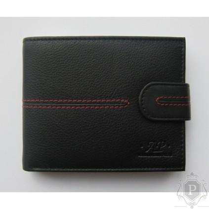 """Vyriška piniginė RFID raudonu siūlu """"Esteca"""""""