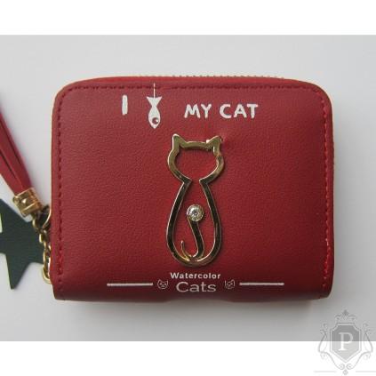 """Kišeninė piniginė """"CatMy"""""""