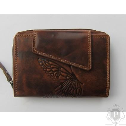 """Vokiška piniginė su RFID """"Butterfly"""""""