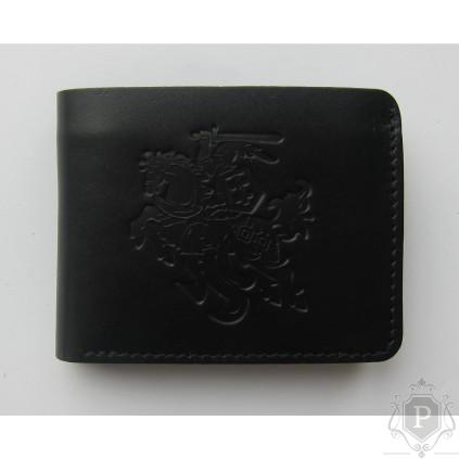 """Lietuviška kišeninė piniginė be užsegimo """"Darius"""""""