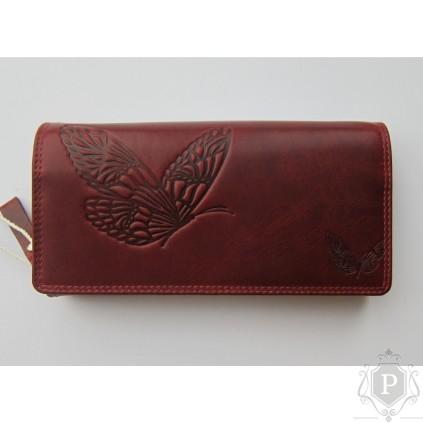"""Vokiška piniginė su drugeliais RFID """"Fantazy"""""""