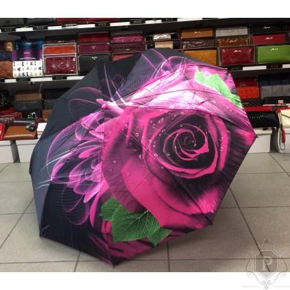 Moteriškas pusiau automatinis skėtis Nr. E