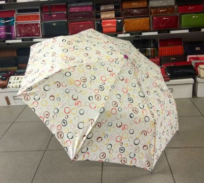 Moteriškas pusiau automatinis skėtis Nr. AO