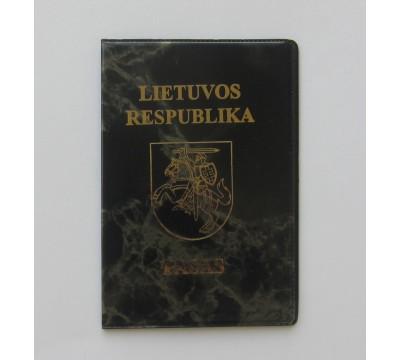 """Paso dėklas """"Passport Nr.F"""""""