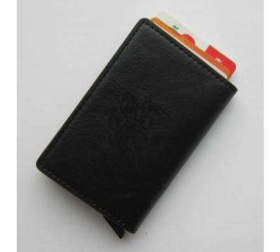 """Inovatyvus dėklas kortelėms RFID su Vyčiu """"Kour"""""""