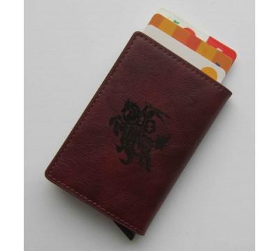 """Inovatyvus dėklas kortelėms RFID su Vyčiu """"Tour"""""""
