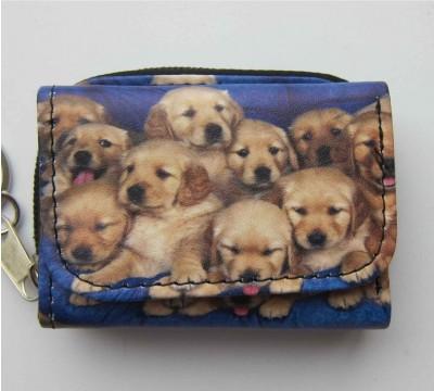 """Maža piniginukė su karabinu """"Dogs"""""""