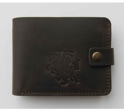 """Lietuviška piniginė su dėžutės tipo centine """"Žilvinas"""""""