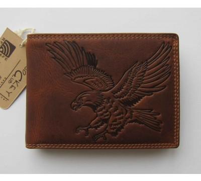 """Vokiška piniginė su ereliu RFID """"Pure"""""""