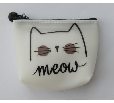 """Vaikiška piniginė """"Meow"""""""