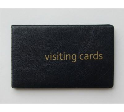 """Plonas kortelių dėklas """"FoxBlue"""""""