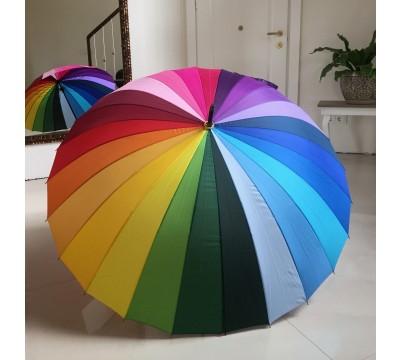 """Didelis skėtis """"Vaivorykštė"""""""