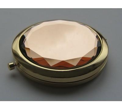 """Kosmetinis veidrodėlis """"GoldChampane"""""""