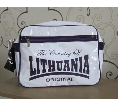 """Didelis laisvalaikio krepšys """"Lithuania"""""""