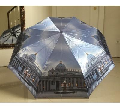 Pusiau automatinis skėtis Rome