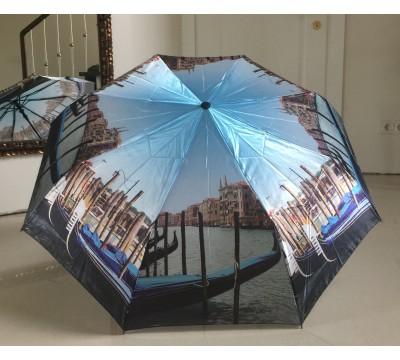 Pusiau automatinis skėtis Venecija