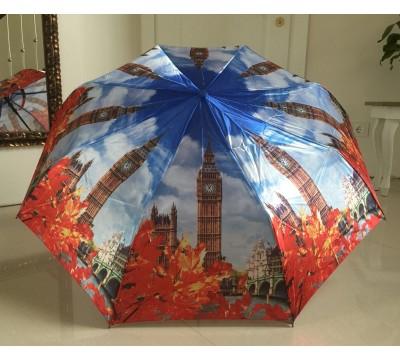 Pusiau automatinis skėtis Big Ben