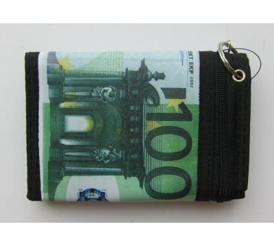 """Vaikiška medžiaginė piniginė """"100 euro"""""""