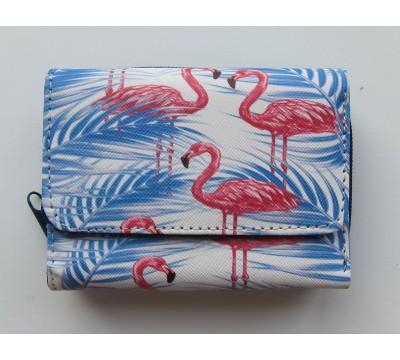 """Vaikiška piniginė """"Flamingo"""""""