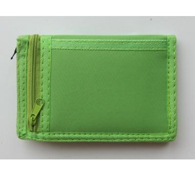 """Vaikiška medžiaginė piniginė """"Green"""""""