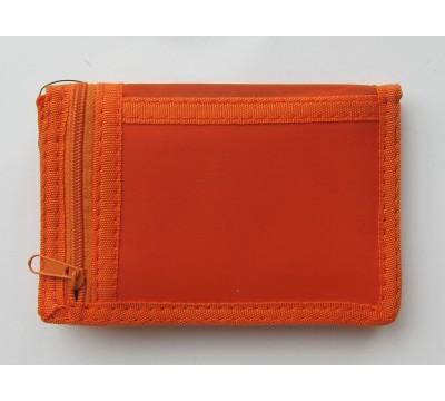 """Vaikiška medžiaginė piniginė """"Oranžinė"""""""