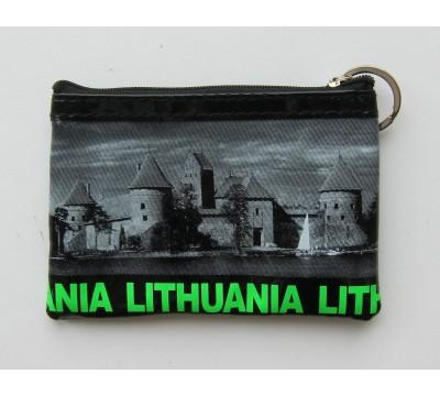 """Monetų piniginė """"Lietuva Nr.F"""""""