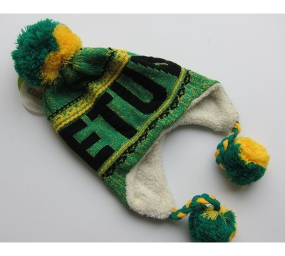 Šilta žieminė kepurė Green LT