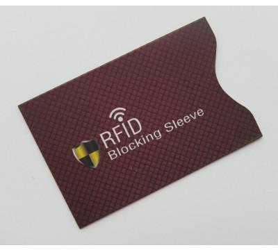 RFID dėklas Blocking Sleeve Bor