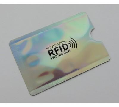 RFID dėklas - apsauga bekontaktėms kortelėms Laser