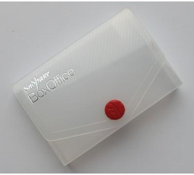 """Plastikinė dėžutė kortelėms """"BoxOffice"""""""