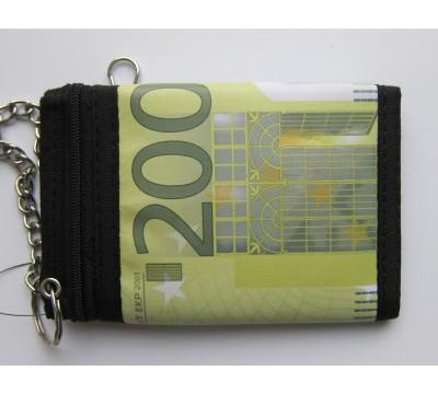 """Vaikiška medžiaginė piniginė """"200"""""""