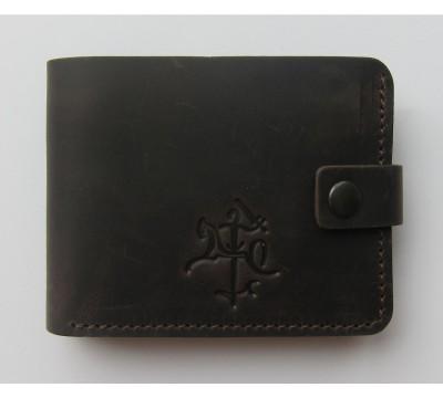 """Lietuviška piniginė su mažu stilizuotu Vyčiu """"Vaidas"""""""