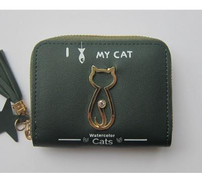 """Kišeninė piniginė """"MyCat"""""""