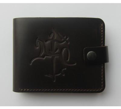 """Lietuviška piniginė su stilizuotu Vyčiu """"Dovydas"""""""